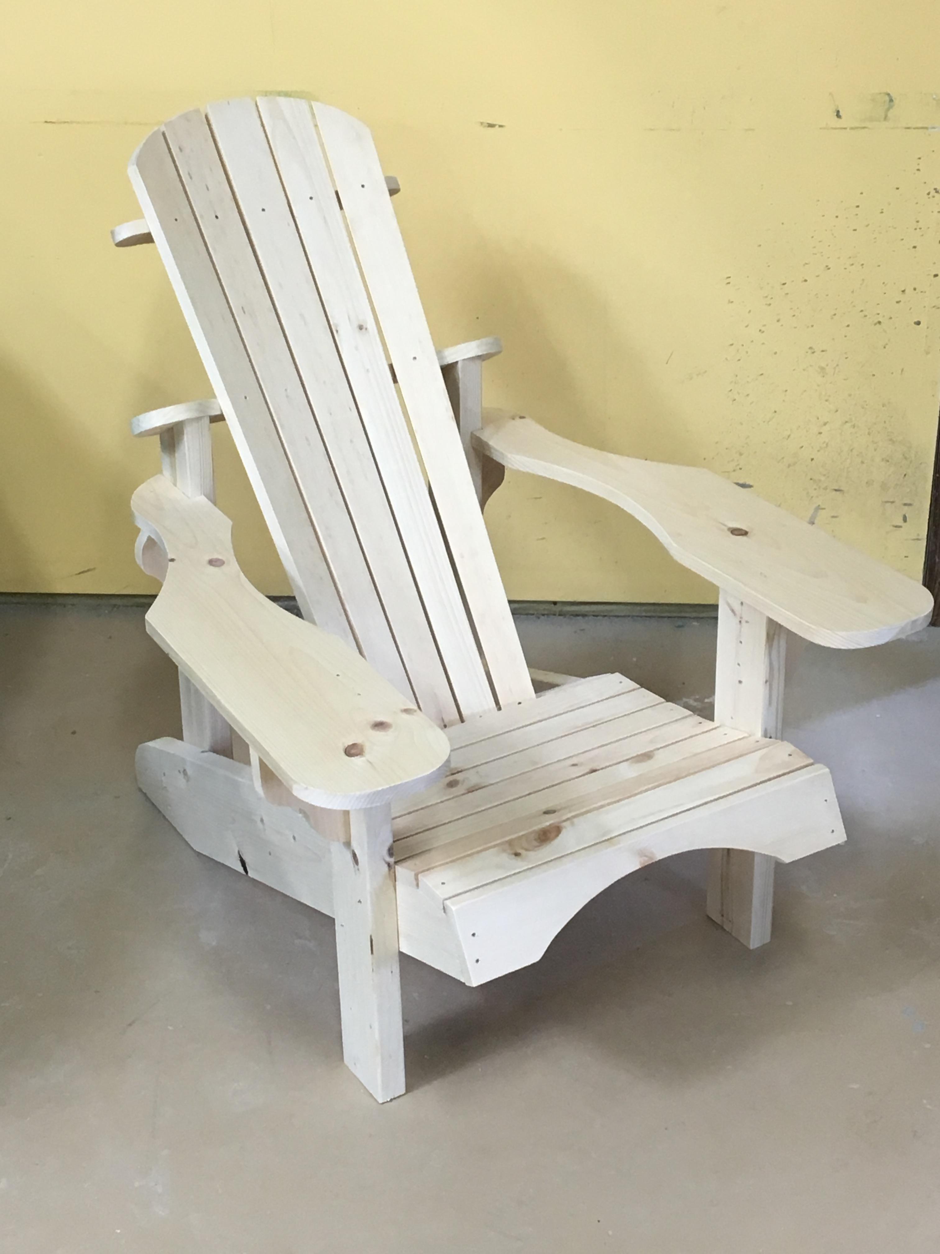 Child's Adirondack Chairs